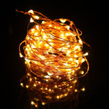 HDE LED Fairy Craft String Lights [Copper Wire] Light Strand Power Adapter - ... - Chickadee Solutions - 1