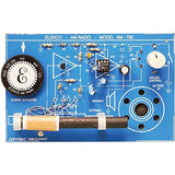 Elenco Two IC AM Radio Kit SOLDERING REQUIRED - Chickadee Solutions - 1