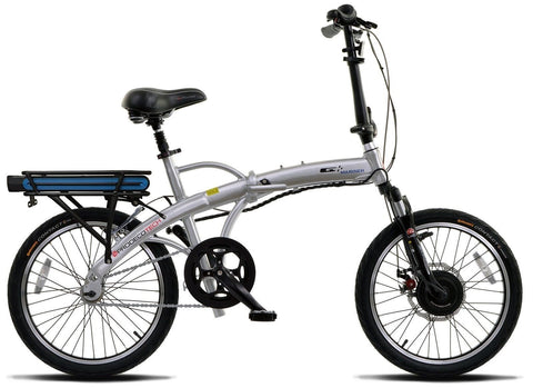 ProdecoTech Mariner v5F 36V300W 1 Speed Electric Bicycle 10Ah Samsung Li Ion ... - Chickadee Solutions