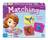 Sofia the First Matching Game - Chickadee Solutions