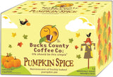 Bucks County Coffee Co. - Pumpkin Spice SS 12cnt - Chickadee Solutions - 1