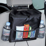 Backseat Organizer Topist Multi-Pocket Travel Storage Bag Insulated Car Seat ... - Chickadee Solutions - 1