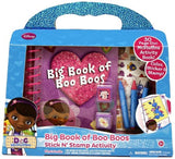 Tara Toy Doc McStuffins Big Book of Boo Boo's - Chickadee Solutions
