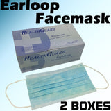 100 PC (2 BX) 3-Ply Blue Commercial Dental Surgical Medical Disposable Earloo... - Chickadee Solutions - 1