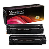 ValueToner Compatible Toner Cartridge Replacement for Canon 137 (2 Black Tone... - Chickadee Solutions - 1