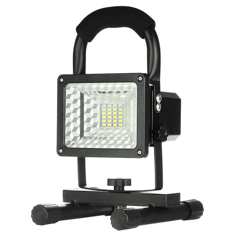 [15W 24LED] Spotlights Work Lights Outdoor Camping Lights Built-in Rechargeab... - Chickadee Solutions - 1