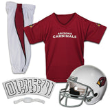 Franklin Sports NFL Team Licensed Youth Uniform Set Arizona Cardinals Small - Chickadee Solutions - 1