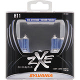 SYLVANIA H11 SilverStar zXe High Performance Halogen Headlight Bulb (Contains... - Chickadee Solutions - 1