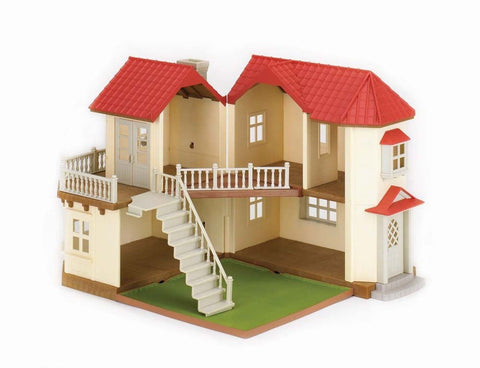 Calico Critters Townhome - Chickadee Solutions - 1