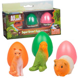 Animal Planet Grow Eggs- Pets - Hatch and Grow Three Different Super-Sized Pe... - Chickadee Solutions - 1