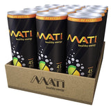 MATI Healthy Energy Drink Citrus 12-Pack - Chickadee Solutions - 1