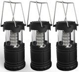 Portable LED Camping Lantern Lemontec water resistant Ultra Bright 30 LED Lan... - Chickadee Solutions - 1