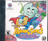 Pajama Sam 3 You Are What You Eat From Your Head To Your Feet - Chickadee Solutions