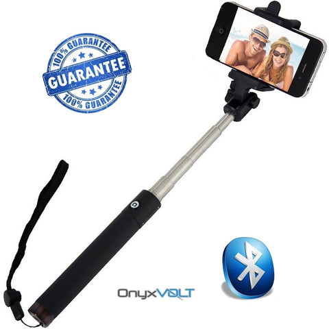 Selfie Stick Bluetooth for iPhone 7 iPhone 7 Plus iPhone 6S iPhone 6S Plus An... - Chickadee Solutions - 1