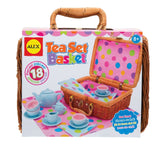 ALEX Toys Tea Set Basket - Chickadee Solutions - 1