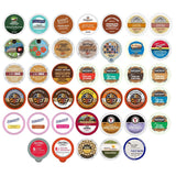 40-count Flavored Coffee Single Serve Cups For Keurig K cup Brewers Variety P... - Chickadee Solutions - 1