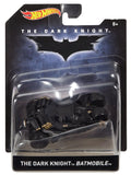 Hot Wheels The Dark Knight Batmobile Vehicle - Chickadee Solutions - 1
