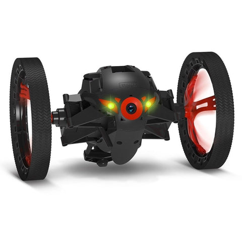 Parrot Mini Drone Jumping Sumo - Black Standard Packaging - Chickadee Solutions - 1
