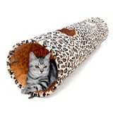 "PAWZ Road Cat Tunnel Dog Tube For Fat Cat Big Cat Length 51""* Diameter 12 inch - Chickadee Solutions - 1"