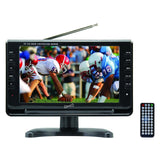 SuperSonic Portable Widescreen LCD Display with Digital TV Tuner USB/SD Input... - Chickadee Solutions
