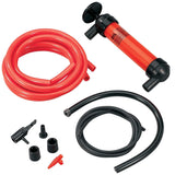 Koehler Enterprises RA990 Multi-Use Siphon Fuel Transfer Pump Kit (for Gas Oi... - Chickadee Solutions