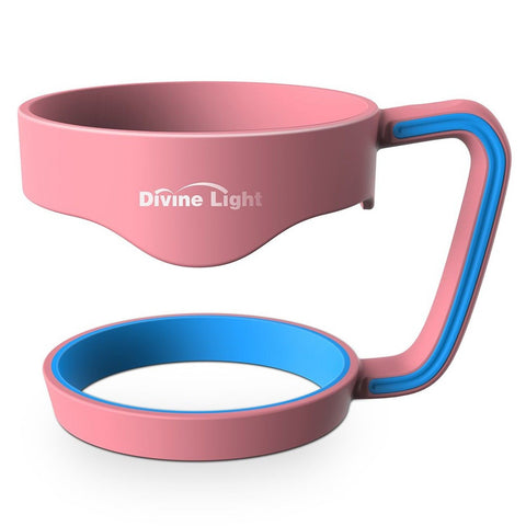 Divine Light Abizoe Handle for 30-Ounce Tumbler Pink - Chickadee Solutions