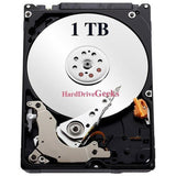 "1TB 2.5"" Hard Drive for Apple MacBook Pro (17-inch Mid 2009) (17-inch Mid 201... - Chickadee Solutions"
