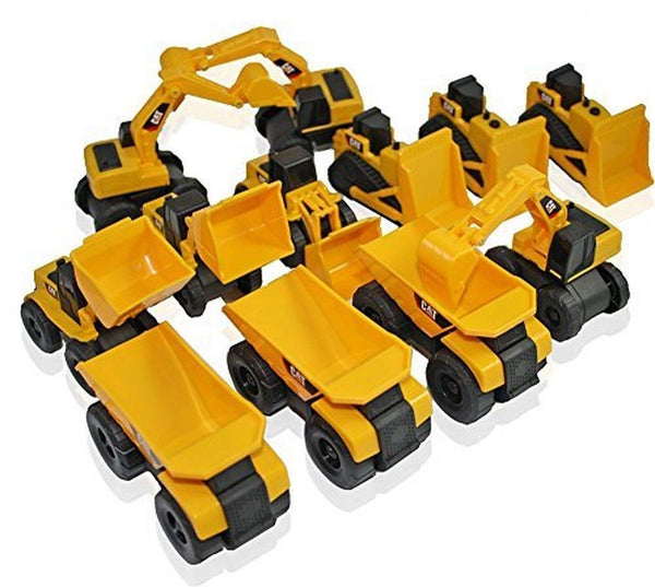 Construction Toys Product : Toy state cat caterpillar construction toys mini machine