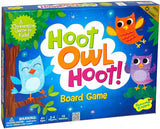 Peaceable Kingdom Hoot Owl Hoot! Cooperative Board Game - Chickadee Solutions - 1