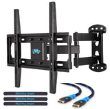 Mounting Dream MD2377 TV Wall Mount Bracket with Full Motion Articulating Arm... - Chickadee Solutions - 1
