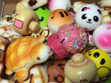 CharmsLOL Variety of 5 Squishy Charms Pack - Chickadee Solutions - 1