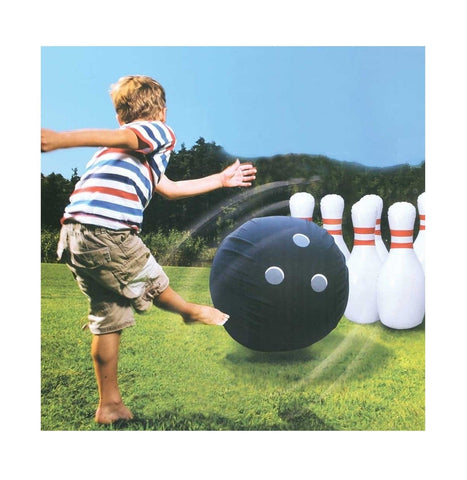 Etna Giant Inflatable Bowling Set - Chickadee Solutions