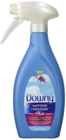 1 X Downy Wrinkle Releaser Plus Light Fresh Scent 16.9 Fl. Oz. New Trigger Sp... - Chickadee Solutions - 1