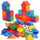 MICHLEY Interlocking Builders Blocks Play Set for Child - Chickadee Solutions - 1