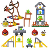 K'nex Angry Birds Mission Mayham and Hammin Around with 2 Character Set - Chickadee Solutions - 1