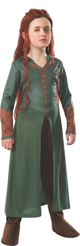 The Hobbit: Desolation of Smaug Child Tauriel Costume Medium - Medium One Color - Chickadee Solutions - 1
