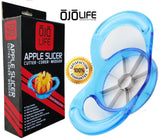 Super Durable Apple Slicer - Cutter - Corer - Wedger - Unique Translucent Blu... - Chickadee Solutions - 1