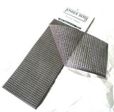 "Drainage Netting for Bonsai & Other Pots 5-4x12"" Sheets - Chickadee Solutions"
