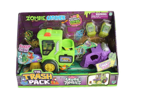 The Trash Pack 'Trashies' Zombie Catcher - Chickadee Solutions - 1