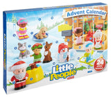 Fisher-Price Little People Advent Calendar - Chickadee Solutions - 1