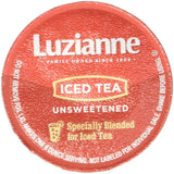 Luzianne Unsweetend Specially Blended For Iced Tea K Cups - 12 Count Boxes - ... - Chickadee Solutions - 1