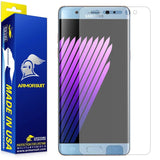 Galaxy Note 7 Anti-Glare Screen Protector ArmorSuit MilitaryShield Lifetime R... - Chickadee Solutions - 1