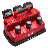 Milwaukee 48-59-1807 M18 & M12 Rapid Charge Station - Chickadee Solutions