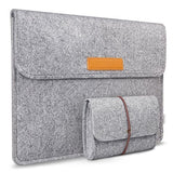 Inateck Sleeve for Apple Macbook 12-Inch with Retina Display Gray - Chickadee Solutions - 1