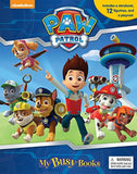 Paw Patrol My Busy Book - Chickadee Solutions - 1