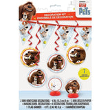 The Secret Life of Pets Party Decorating Kit 7pc - Chickadee Solutions - 1