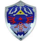Metal Shield Link Hylian Video Game Awakening Time - Chickadee Solutions - 1