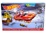 Hot Wheels Advent Calendar - Chickadee Solutions