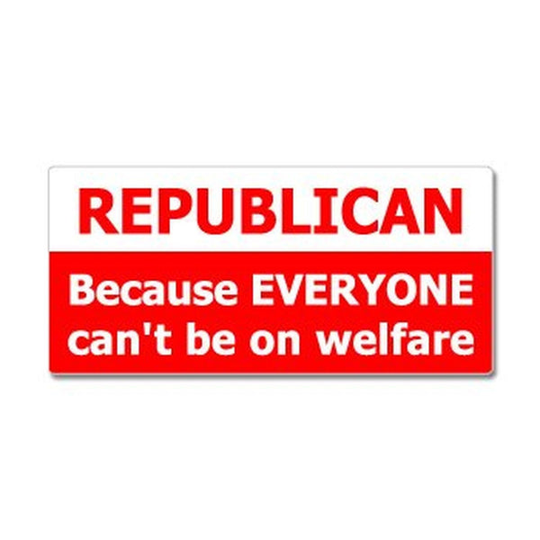 Republican Bumper Stickers 182312058668-0_grande....