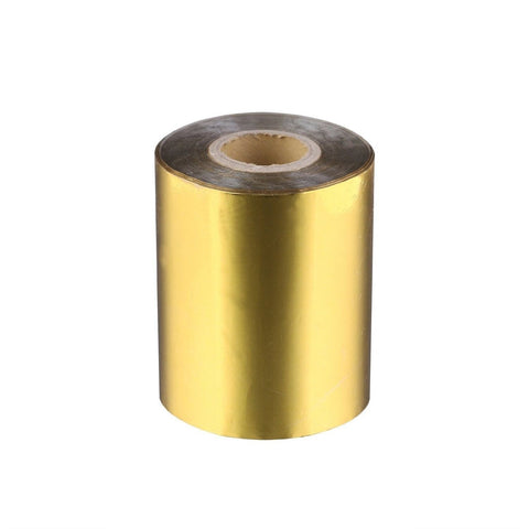 CNCShop Hot Foil Stamping Paper 200 Ft a Roll Gold Hot Foil Stamp Roll (Hot F... - Chickadee Solutions
